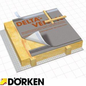 Плівка для гідроізоляції delta vent n і delta vent n plus