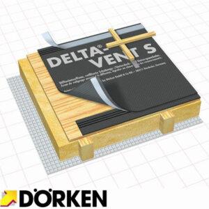 Плівка для гідроізоляції delta vent s і delta vent s plus