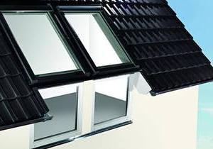 Фасадні вікна Roto WFA Designo R1 H\K