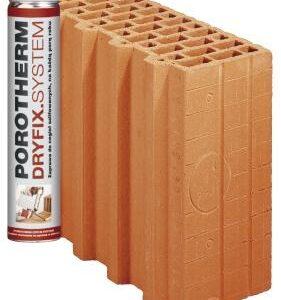 Керамічний блок Porotherm 30 1\2 Dryfix