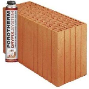 Керамічний блок Porotherm 44R Dryfix