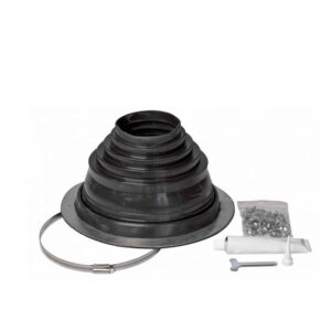 Гумові ущільнювачі для металевих покрівель