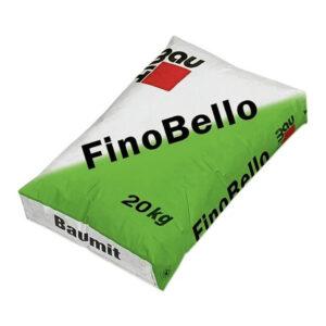Шпаклівка фінішна Baumit FinoBello