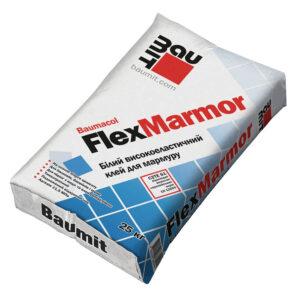 Клейова суміш Baumit FlexMarmor