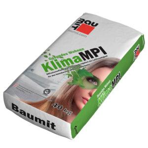 Вапняна штукатурна суміш Baumit Klima MPI