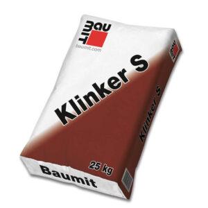 Кольорова мурувальна суміш для клінкерної цегли Baumit Klinker