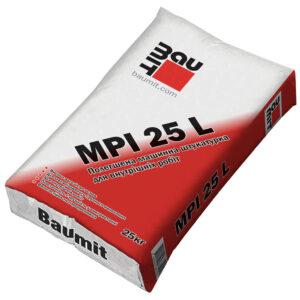 Штукатурна суміш Baumit MPI 25 L